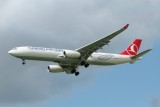 Turkish Airlines Airbus A330-300 TC-JNR