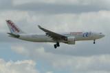 Air Europa Airbus A330-200 EC-JQG