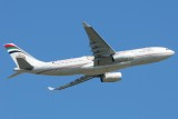 Etihad Airbus Airbus A330-200  A6-EYL