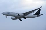 BMI Airbus A330-200 G-WWBD 'Star Alliance Livery
