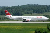Swiss Airbus A330-300 HB-JHI
