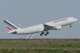 AIRFRANCE Airbus A330-200 F-GZCN Allez la France