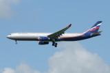 Aeroflot Airbus A330-300 VQ-BQY