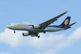 Jet Airways Airbus A330-200 VT-JWV
