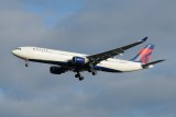 Delta Airbus A330-300 N820NW