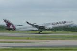 Qatar Airbus A330-300 A7-AEI