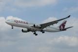 Qatar Airbus A330-300 A7-AEC
