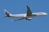 Qatar Airbus A330-300 A7-AEB