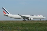 AIRFRANCE Airbus A330-200 F-GZCM New colours