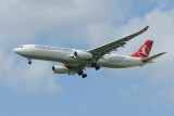 Turkish Airlines Airbus A330-300 TC-JNO