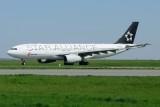 Air China Airbus A330-200 B-6091 Star Alliance livery