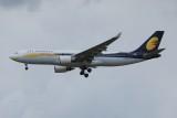 Jet Airways Airbus A330-200 VT-JWQ