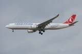 Turkish Airlines Airbus A330-300 TC-JOB