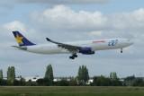 Air Europa Airbus A330-300 EC-MHL 'Skymark tail'