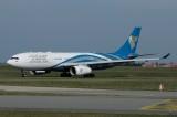 Oman Air  Airbus A330-200 A4O-DA