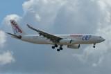 Air Europa Airbus A330-200 EC-LVL