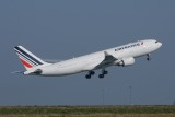AIRFRANCE Airbus A330-200 F-GZCB New colours