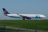 XL France  Airbus A330-300 CS-TRH