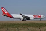 TAM Airbus A330-200 PT-MVQ