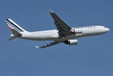 AIRFRANCE Airbus A330-200 F-GZCI New colours