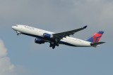 Delta Airbus A330-200 N851NW