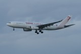 Tunis Air Airbus A330-200 TS-IFN