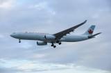 Air Canada Airbus A330-300 C-GHKX