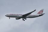 Turkish Airlines 'Turk Hava Yollari' Airbus A330-200 TC-JNC 'Retro colours'