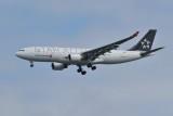 Turkish Airlines Airbus A330-200 TC-LNB  'Star Alliance'