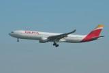 Iberia Airbus A330-300 EC-MAA new colours
