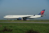 Delta Airbus A330-300 N808NW