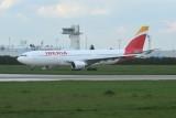 Iberia Airbus A330-200 EC-MIL