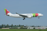 TAP Airbus A330-200 CS-TOO