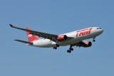 TAM Airbus A330-200 PT-MVC 'Old colour scheme'