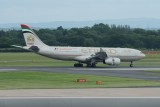 Etihad Airbus A330-200 A6-EYS