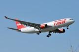TAM Airbus A330-200 PT-MVL 'old color scheme'