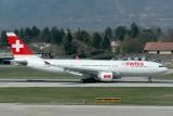 Swiss Airbus A330-200 HB-IQD