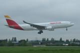 Iberia Airbus A330-200 EC-MKI
