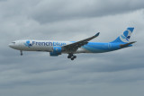 French blue Airbus A330-300 F-HPUJ 'Brand new' and very first look