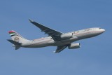 Etihad Airbus A330-200 A6-EYU