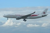 Air Algerie Airbus A330-200 7T-VJY Red winglet