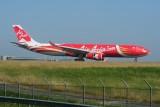 Air Asia X Airbus A330-300 9M-XXT 'Xcintillating PhoeniX'