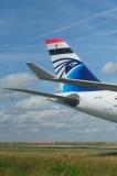 Egyptair Airbus A330-300 SU-GDT 'Tail'