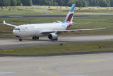 Eurowings Airbus A330-200 D-AXGB