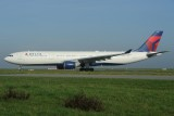 Delta Airbus A330-300 N811NW