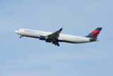 Delta Airbus A330-300 N809NW