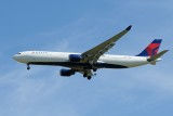 Delta Airbus A330-300 N813NW