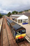 Kingussie train station