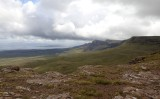 View from near Beinn Edra
