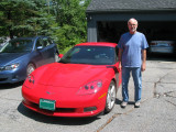 Will and Corvette-1.JPG